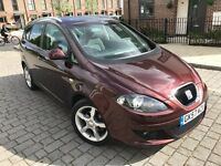 Seat Altea Xl 2.0 TDI Stylance 5dr,2007, MPV,2 OWNERS,FULL SEAT MAIN DEALERS SERVICE HISTORY,2 KEYS