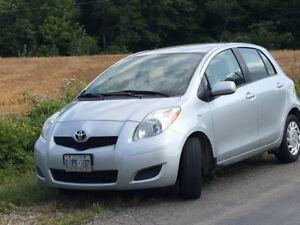 2009 Toyota Yaris Hatchback