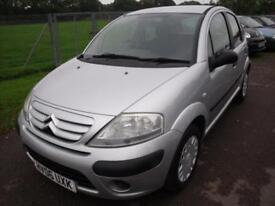 CITROEN C3 L HDI -£30 ROAD TAX -, Silver, Manual, Diesel, 2006