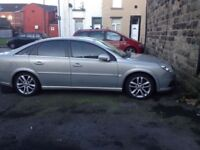 Vauxhall Vectra 1.9 CDTI Sri 120 BHP 2007 year spaires or repaires