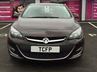 Vauxhall Astra 1.7CDTi ecoFLEX 2012 SRi *GOOD/BAD CREDIT CAR FINANCE*FROM £34PW*