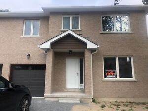 Brand new 4 bedroom semi