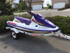 3 SEATER SEA-DOO  - GREAT CONDITION!