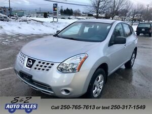 2008 Nissan Rouge AWD