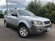2004 Ford Territory SX TS (4x4) Silver 4 Speed Auto Seq Sportshift Wagon Hoppers Crossing Wyndham Area Preview
