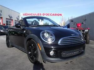 2014 MINI Cooper Roadster+cuir+auto