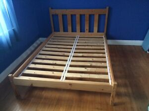 IKEA Double Bed Frame for Sale