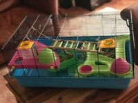 Large Hamster Heaven Cage