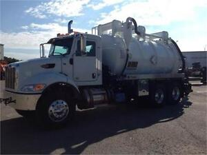 2014 IMPERIAL CARBON DOT VACUUM TRUCK