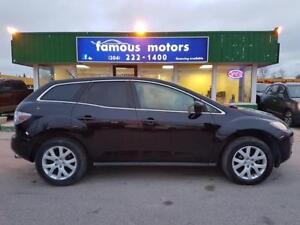 2007 Mazda CX-7 GS/SUNROOF/FRESH SAFETY/GREAT CONDITION