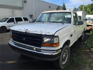 1997 Ford F-350 Series