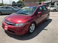 2007 Honda Civic Sdn EX AUTO...EXCELLENT COND....ONLY $6995.