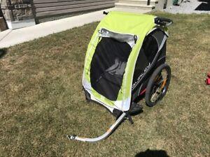 2 Child Bike Trailer - BURLEY D'LITE