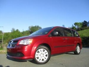 2014 Dodge Grand Caravan SE (SUPER CLEAN TRADE-IN! ONLY 63626 KM