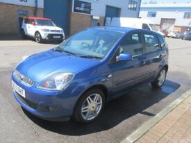 £1595 ford fiesta 1.4 ghia 57,plate 5dr 1 years mot very good runner/condition px/welcome