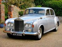 1964 Rolls Royce Silver Cloud III