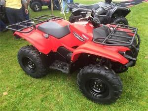 2016 Yamaha Kodiak's - Call for Pricing - Too Low to Advertise!