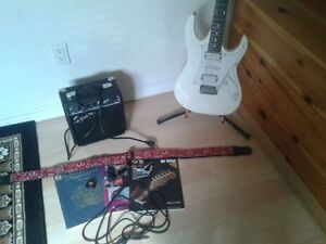 Ibanez Gio GRG140 With Amp And Accessories For Sale Cambridge Kitchener Area image 1