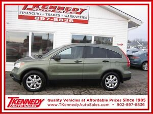 2008 HONDA CR-V EX 4WD EXTRA CLEAN ONLY $9,988.00
