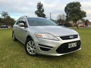 2010 Ford Mondeo MB MY11 LX PwrShift TDCi Silver 6 Speed Sports Automatic Dual Clutch Hatchback Somerton Park Holdfast Bay Preview