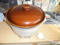 Russell Hobbs - Vintage 3L Slow Cooker - Used, but in VGC