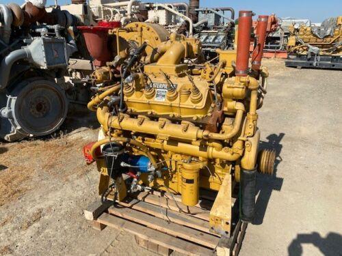 Cat G3408TA Engine S/N 6NB02091