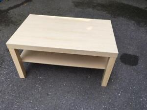 Ikea LACK Coffee Table in *birch effect*