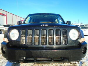 2008 Jeep Patriot NORTH EDITION 4X4-SUNROOF-HEATED SEAT-ONLY149K