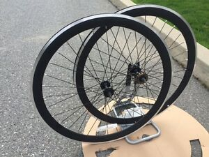 ROUES FIXIE neuves * Velo New Gear * fixed gear bike wheelset