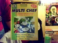 multi chef