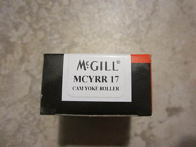 Mcgill Cam Yoke Roller Model Mcyrr 17 Brand New In Box