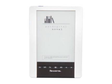 Pandigital Novel Personal Ebook eReader (Like Kindle or Kobo)