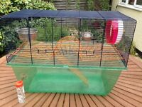 Gerbilarium - large cage for gerbils