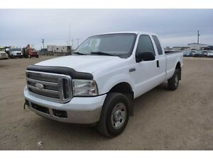 2007 Ford F250 XLT S/D
