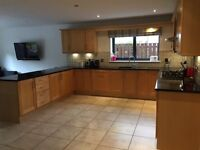 Complete Kitchen, Utility units and Granite Worktops with Appliances - V Good Condition