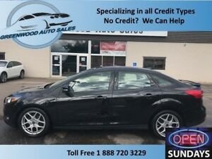 2015 Ford Focus SE! BACKUP CAM! GREAT PRICE! CALL NOW!