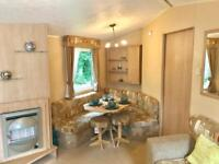 Willerby Signature 2 Bed Static Caravan Nr Rock, Padstow, North Cornwall