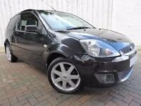 Ford Fiesta 1.4 Zetec Climate ....Lovely Example in Metallic Black, Only 1 Previous Keeper