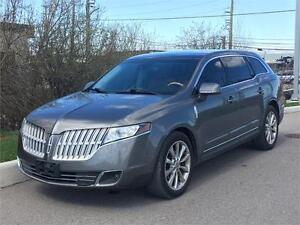 2010 Lincoln MKT AWD Ecoboost LEATHER/BACK UP CAM!