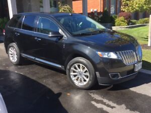 2013 Lincoln MKX AWD Navi/Leather/Sunroof