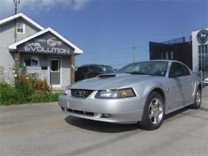 2004 Ford Mustang AUTO/121km CLEARANCE DAY ,CERTIFIED+WRTY $4990