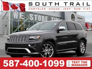 2014 Jeep Grand Cherokee Summit ECODIESEL ASK FOR NOSH