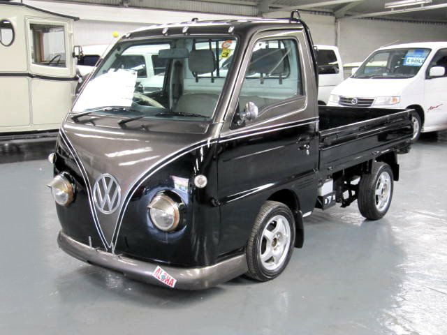subaru sambar suzuki carry mini vw samba replica pick up 4x4 lez zone car in middlesbrough. Black Bedroom Furniture Sets. Home Design Ideas