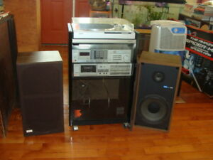 Vintage 80's SONY STEREO SYSTEM