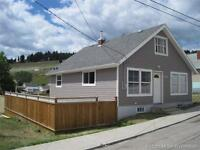 Home for sale in cozy Crowsnest Pass