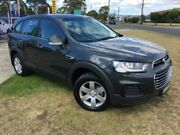 2016 Holden Captiva CG MY16 7 LS (FWD) Grey 6 Speed Automatic Wagon Dapto Wollongong Area Preview