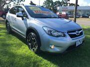 2013 Subaru XV G4X MY13 2.0i-S AWD Silver 6 Speed Manual Wagon Ferntree Gully Knox Area Preview
