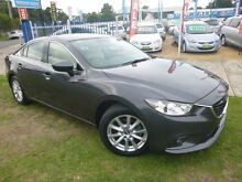 2012 Mazda 6 6C Touring Grey 6 Speed Automatic Sedan Brownsville Wollongong Area Preview