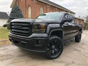2014 GMC Sierra 1500 SLT - LIFTED+LEATHER+CERTIFIED