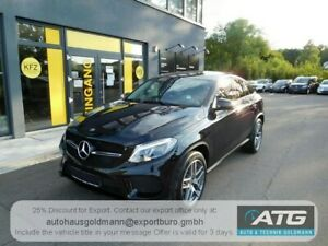 Mercedes-Benz GLE Coupe 350 d 4Matic AMG Paket Line